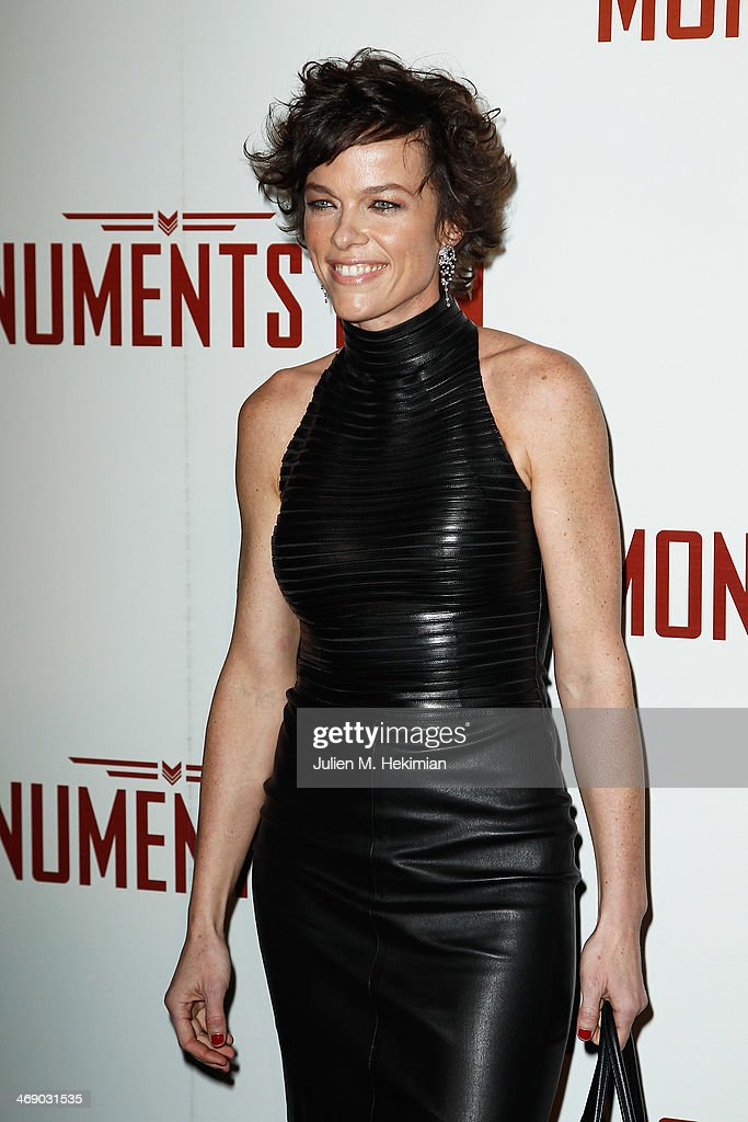 'Monuments Men' : Premiere  At Cinema UGC Normandie In Paris : News Photo