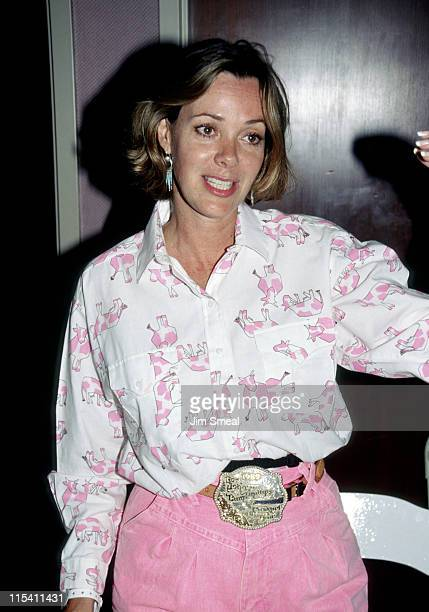 Anne Lockhart during 3rd Annual ProCelebrity Rodeo at Equestrian Center in Burbank California United States