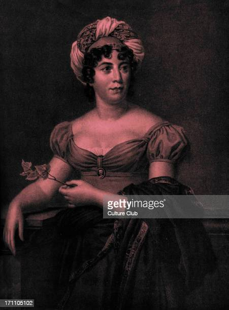 Anne Louise Germaine de Anne Louise Germaine de Staël commonly known as Madame de Staël After a portrait drawn in 1789FrenchSwiss writer 22 April...