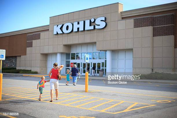 Anne Low and Jessica Wood took Jessica's children Maisie and Emmett Wood both backtoschool shopping at Kohl's in North Andover They went early to...