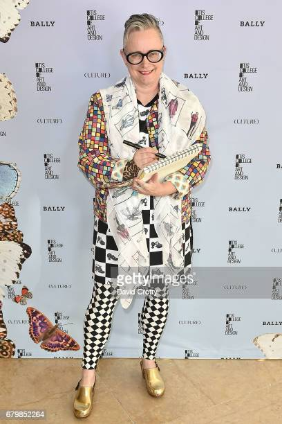 Anne M Bray attends the 35th Annual Otis College Scholarship Benefit and Fashion Show at The Beverly Hilton Hotel on May 6 2017 in Beverly Hills...