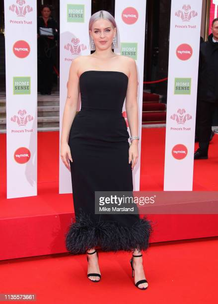 Anne Marie attends The Prince's Trust TKMaxx and Homesense Awards at The Palladium on March 13 2019 in London England