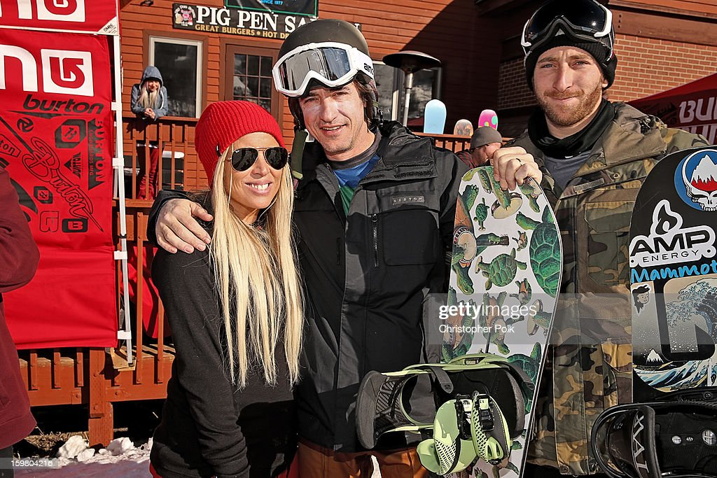 Burton Learn To Ride - Day 2 - 2013 Park City : News Photo