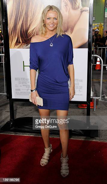 Anne Marie DeLuise arrives at the World Premiere of Love Happens at the Mann Village Theater on September 15 2009 in Westwood California