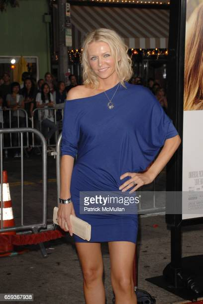 Anne Marie DeLuise attends UNIVERSAL PICTURES PRESENTS THE WORLD PREMIERE OF LOVE HAPPENS at Mann's Village Theatre on September 15 2009 in Westwood...