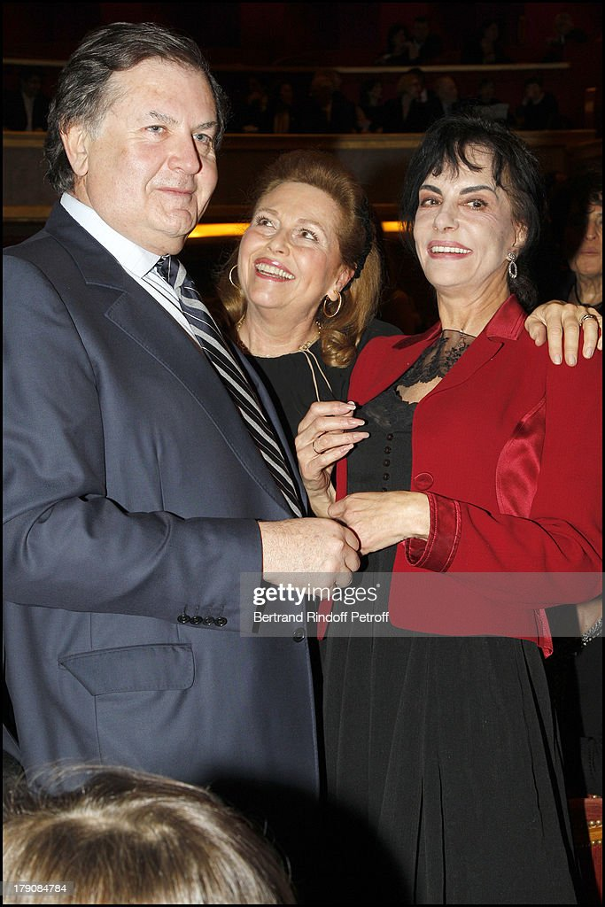 The Scopus 2011 Awards Ceremony Held At The Champs Elysees Theatre In Paris  : ニュース写真