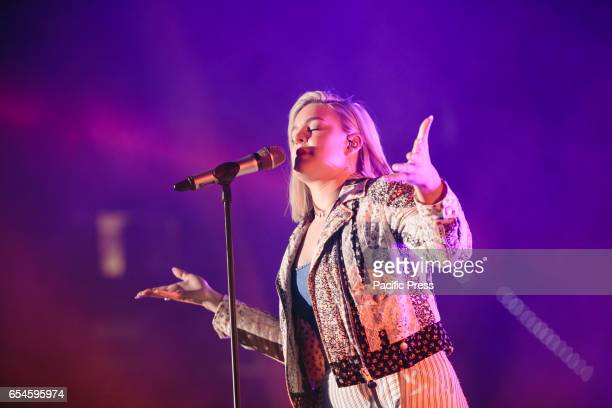 Anne Marie performs live in Turin AnneMarie Nicholson known professionally as AnneMarie is an English singer and songwriter