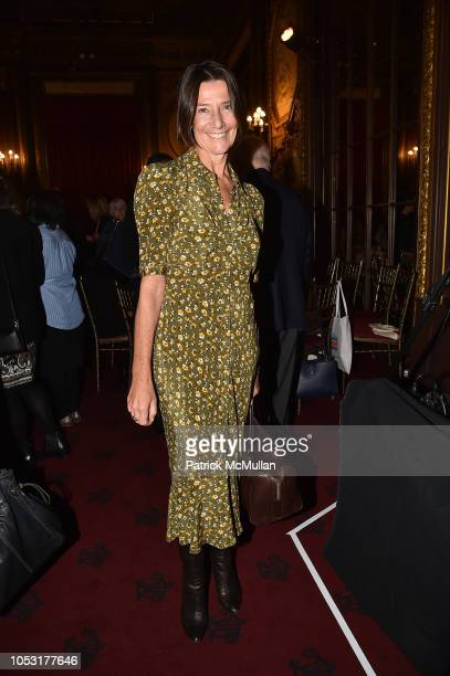 Anne Marie Sevin attends Teaching Matters 10th Annual Champions Of Education Luncheon at Metropolitan Club on October 24 2018 in New York City