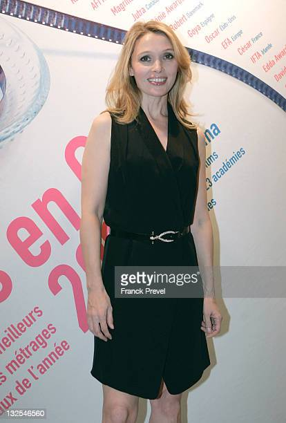 Anne Marivin attends the 'Panorama' Closing Dinner Hostedat UNESCO on July 6 2011 in Paris France