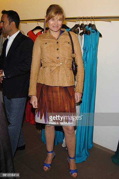 Anne McNally attends Calvin Klein hosts a party to celebrate Bryan Adams' new photo book American Women to benefit The Society of Memorial...