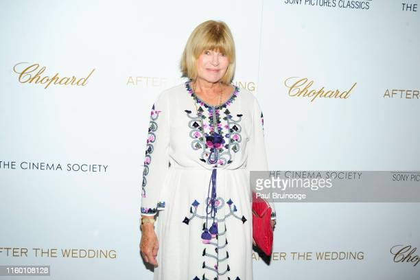 Anne McNally attends Chopard And The Cinema Society Host A Special Screening Of Sony Pictures Classics' After The Wedding at Regal Essex Crossing on...
