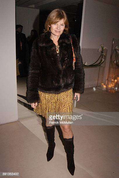 Anne McNally attends Elie Tahari Fall 2005 Open House at Elie Tahari Showroom on February 9 2005 in New York
