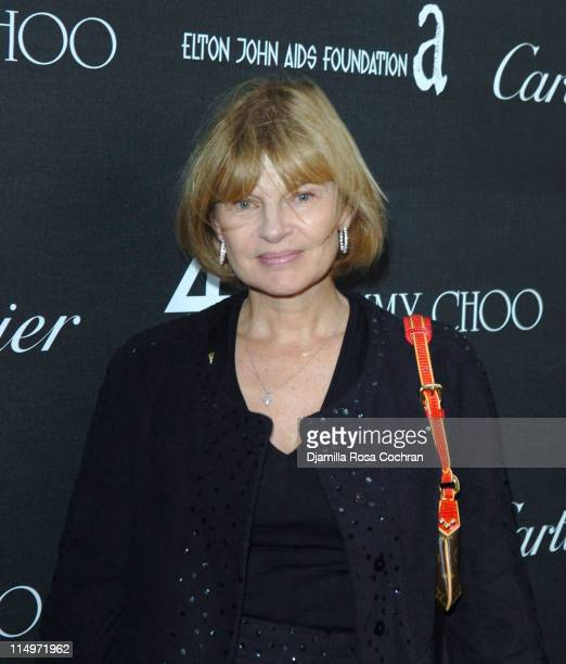 Anne McNally during Celebration of 4 Inches at The Cartier Mansion at The Cartier Mansion in New York City New York United States