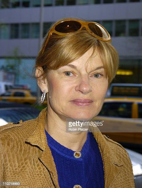 Anne McNally during The 2005 National Magazine Awards at The Waldorf Astoria Hotel in New York City New York United States