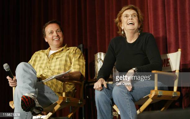 Anne Meara and Bobby Farrelly emcee the LateNight Storytelling at the 11th Annual Nantucket Film Festival