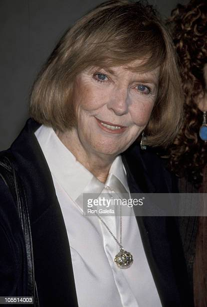 Anne Meara during 1998 Muse Awards Presented by NY Women in Film & Television at New York Hilton Hotel in New York City, New York, United States.