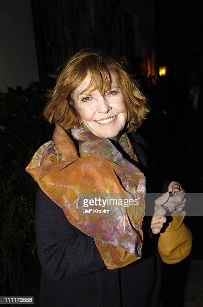 Anne Meara during 2005 HBO Pre-Golden Globe Awards Party in Los Angeles, California, United States.