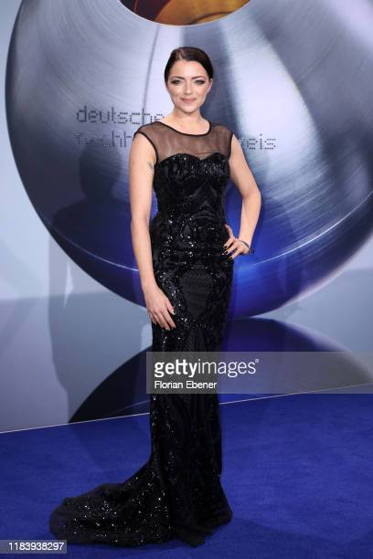 Anne Menden attends the German Sustainability Award at Maritim Hotel on November 22, 2019 in Duesseldorf, Germany.