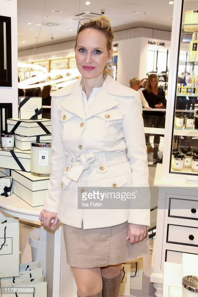 Anne Meyer-Minnemann, chief editor Gala magazine attends the Douglas Flagship-Store Opening on October 30, 2019 in Berlin, Germany.