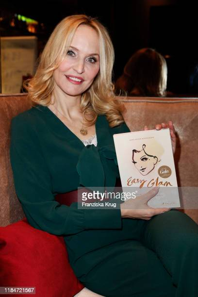 Anne Meyer-Minnemann during the Titanic Hotel and DKMS Life Christmas Charity Ladies Lunch on November 25, 2019 in Berlin, Germany.