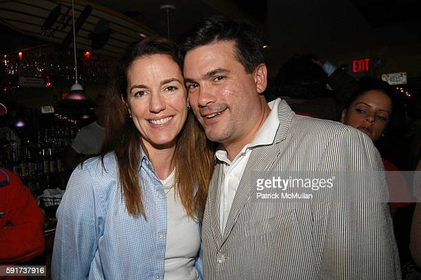 Anne Moore and Jeffrey Slonim attend Tri Star Pictures Lords Of Dogtown Screening and Dinner Hosted by Nicole Seligman and Rob Wiesenthal at Blue...