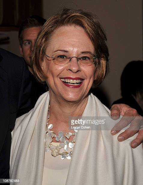 Anne Moore attends the 2008 Clive Davis Pre-GRAMMY party at the Beverly Hilton Hotel on February 9, 2008 in Los Angeles, California.