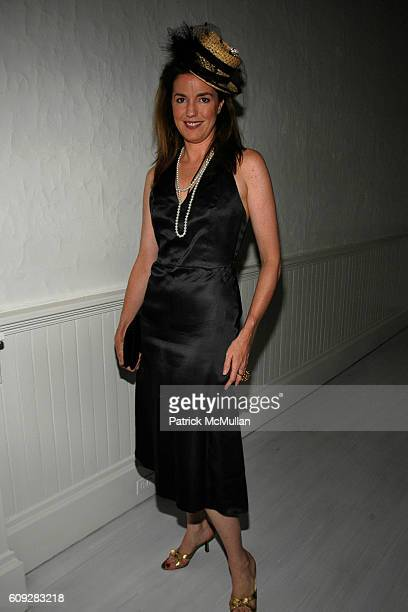 Anne Moore attends The Parrish Art Museum Midsummer Party Honoring Director Trudy C Kramer at Southampton on July 14 2007