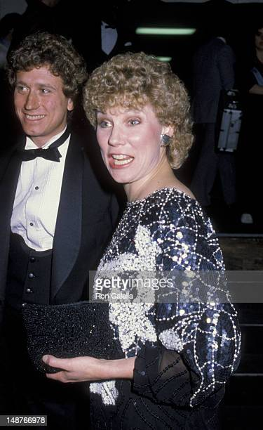 Anne Murray attends 10th Annual American Music Awards on January 17 1983 at the Shrine Auditorium in Los Angeles California