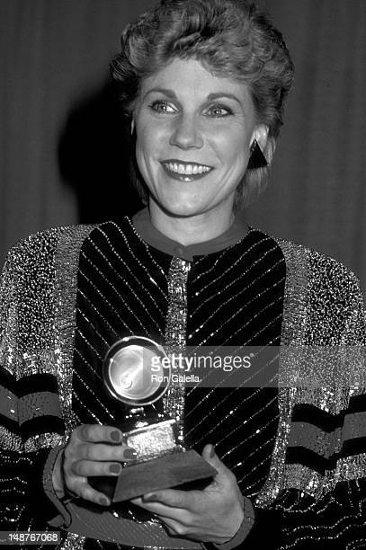 Anne Murray attends 17th Annual Grammy Awards on March 1 1975 at the Uris Theater in New York City