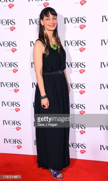 Anne Nikitin attends The Ivors 2019 at Grosvenor House on May 23, 2019 in London, England.