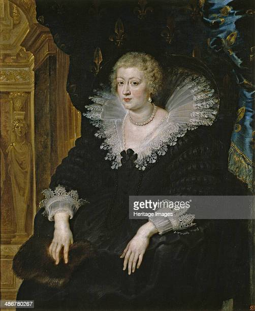 Anne of Austria c 1622 Artist Rubens Pieter Paul