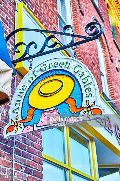 Anne of Green Gables Sign,Charlottetown