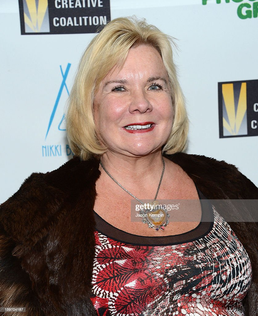 Anne O'Shea attends the Creative Coalition's Sundance Film Festival: Passion...A Dinner Of Indie Chic at The Sky Lodge on January 18, 2013 in Park City, Utah.