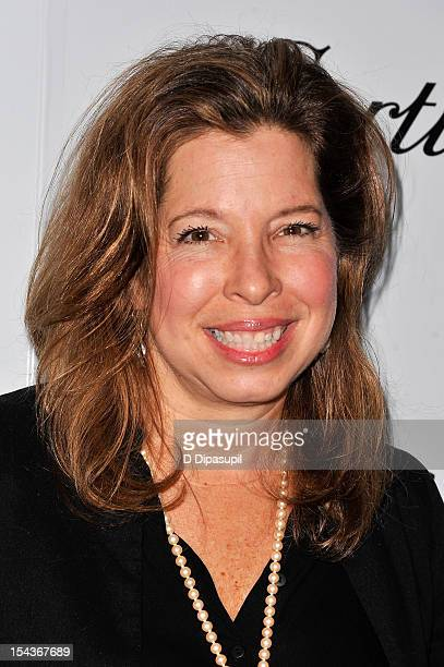 Anne Pasternak attends the 2012 WSJ Magazine 'Innovator Of The Year' Awards at the Museum of Modern Art on October 18 2012 in New York City