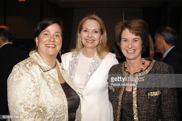 Anne Popkin, Cheryl Mills and Kathleen Kennedy Townsend attend Special Premiere of SPEAK TRUTH TO POWER to Benefit the Kennedy Center with Former...