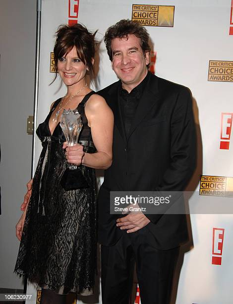 Anne Preven and Scott Cutler winners of Best Song for 'Listen' from 'Dreamgirls'