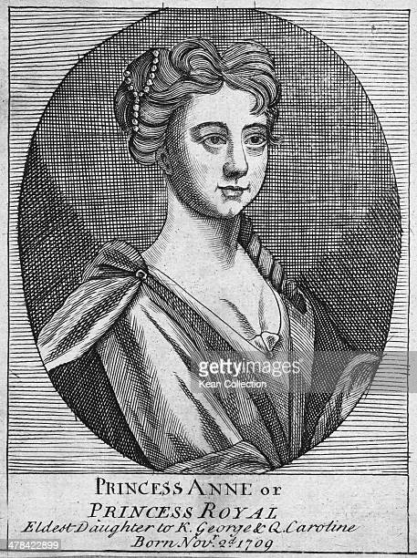 Anne, Princess Royal and Princess of Orange , the eldest daughter of King George II and Caroline of Ansbach. She married William IV, Prince of Orange...