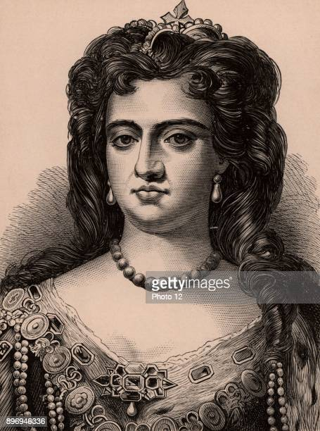Anne queen of Great Britain and Ireland from 1702 Younger daughter of James II by his first wife Anne Hyde she came to the throne after the deaths of...