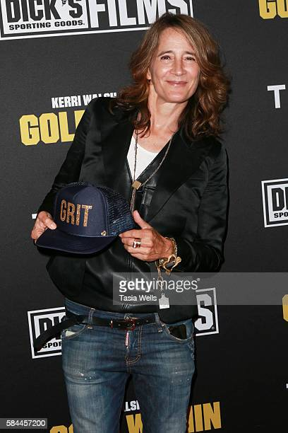 Anne Ramsey attends the premiere of 'Kerri Walsh Jennings Gold Within' at The Paley Center for Media on July 28 2016 in Beverly Hills California