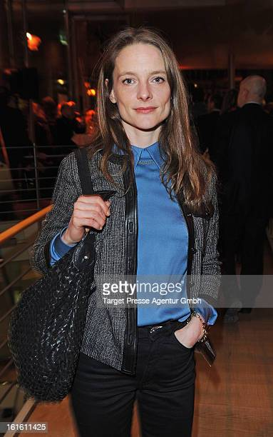 Anne RattePolle attends the ARTE Reception during the 63rd Berlinale International Film Festival on February 12 2013 in Berlin Germany