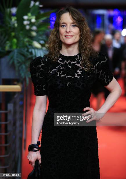 Anne RattePolle attends the award ceremony of 70th Berlinale International Film Festival in Berlin Germany on February 29 2020