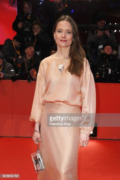 Anne RattePolle attends the closing ceremony during the 68th Berlinale International Film Festival Berlin at Berlinale Palast on February 24 2018 in...