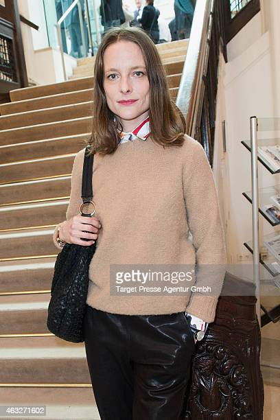 Anne RattePolle attends the FFF Reception during the 65th Berlinale International Film Festival on February 12 2015 in Berlin Germany