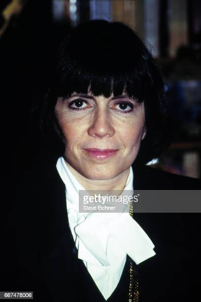 Anne Rice at book signing for Lasher New York New York September 27 1993