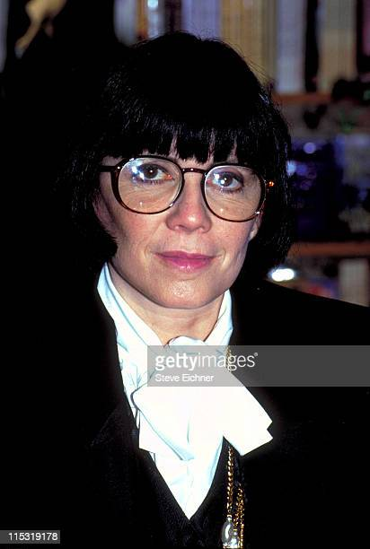 Anne Rice during Anne Rice at NYC 1994 at NYC in New York City New York United States