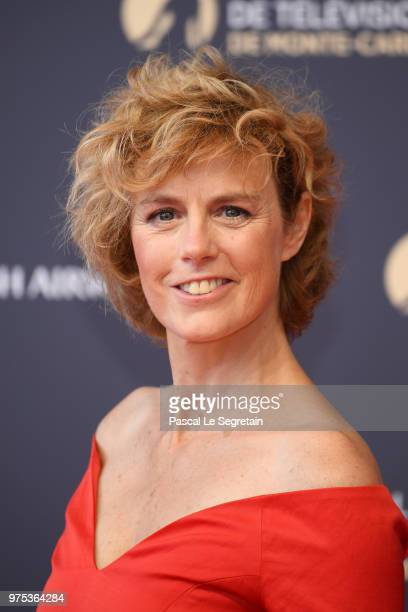 Anne Richard attends the opening ceremony of the 58th Monte Carlo TV Festival on June 15 2018 in MonteCarlo Monaco