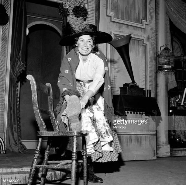 Anne Rogers as Eliza Doolittle in 'My Fair Lady' Anne Rogers was born in Liverpool and is an English actress dancer and singer 4th August 1959