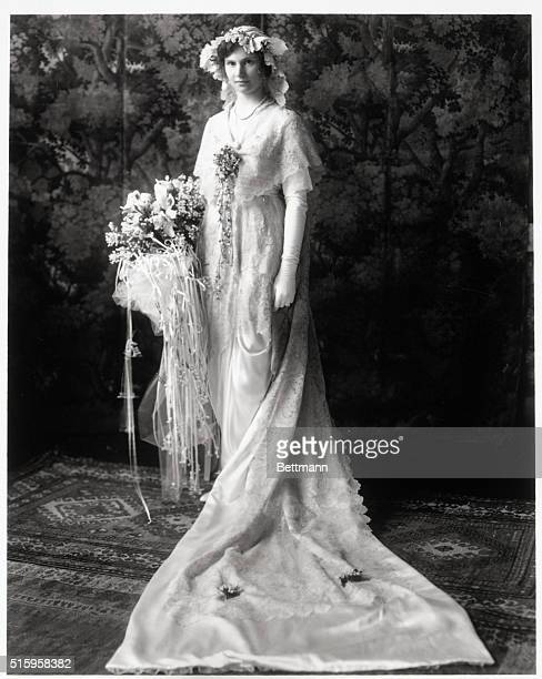 Anne Rogers daughter of H H Rogers Society Belle of early 1900's