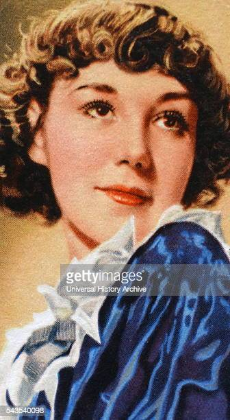 Anne Shirley an American film actress Dated 20th Century