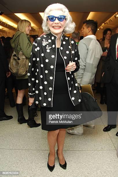 Anne Slater attends CYNTHIA ROWLEY Celebrates Her New Book SLIM A FANTASY MEMOIR @ BERGDORF GOODMAN at Bergdorf Goodman on April 26 2007 in New York...